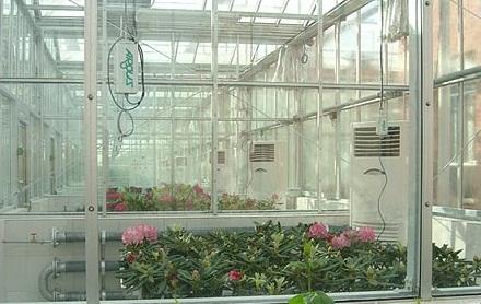检验检疫温室
